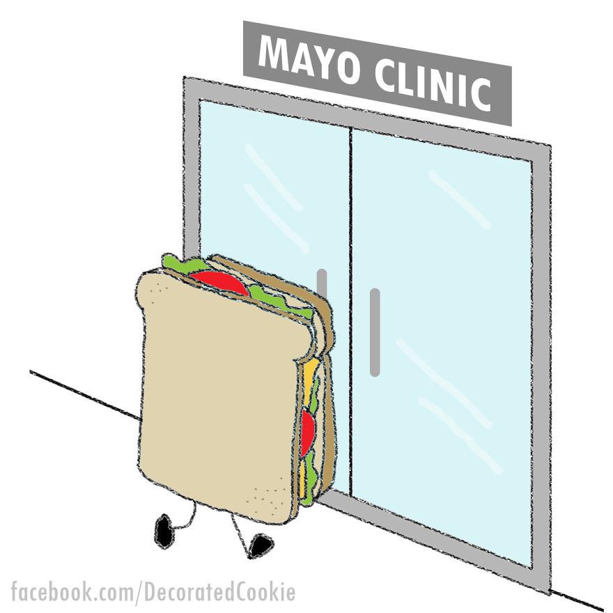 Needs Mayo