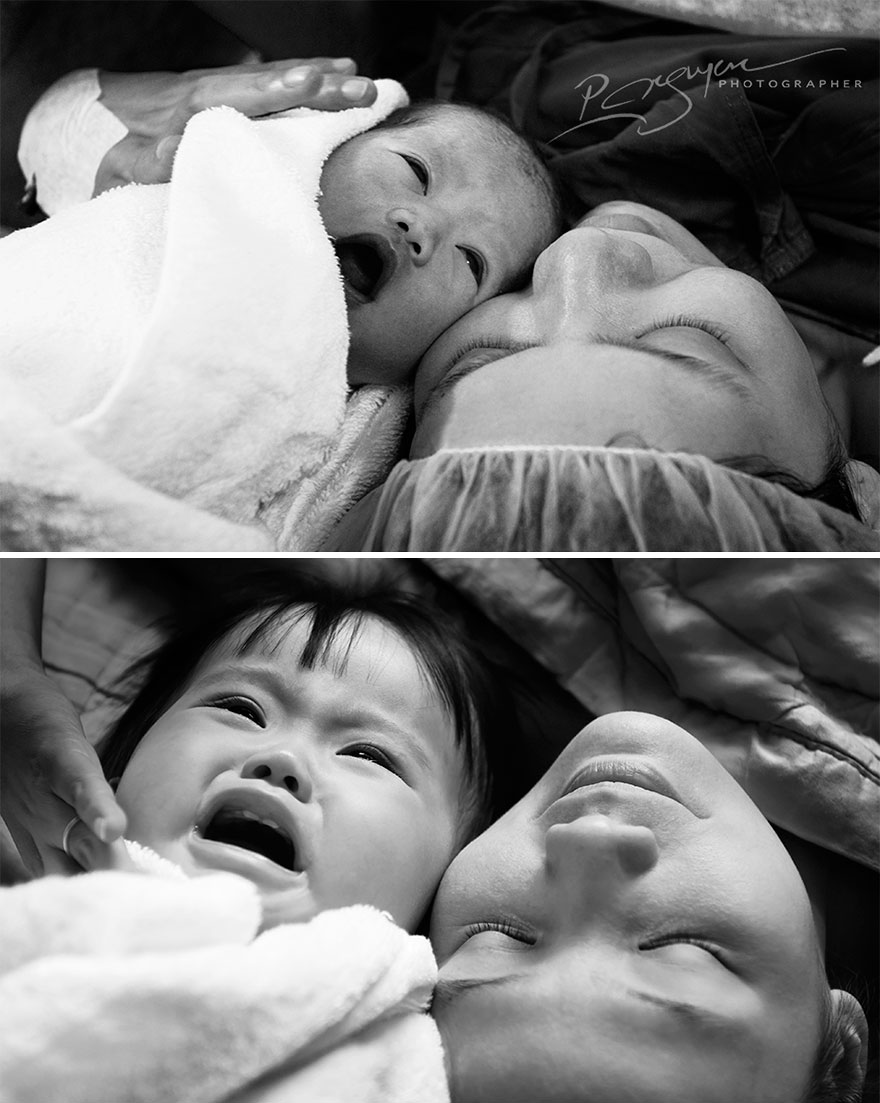 There Was Nothing That Distinguisher Me From Any Woman Who Had Ever Given Birth To A Baby - Jean Shinoda Bolen