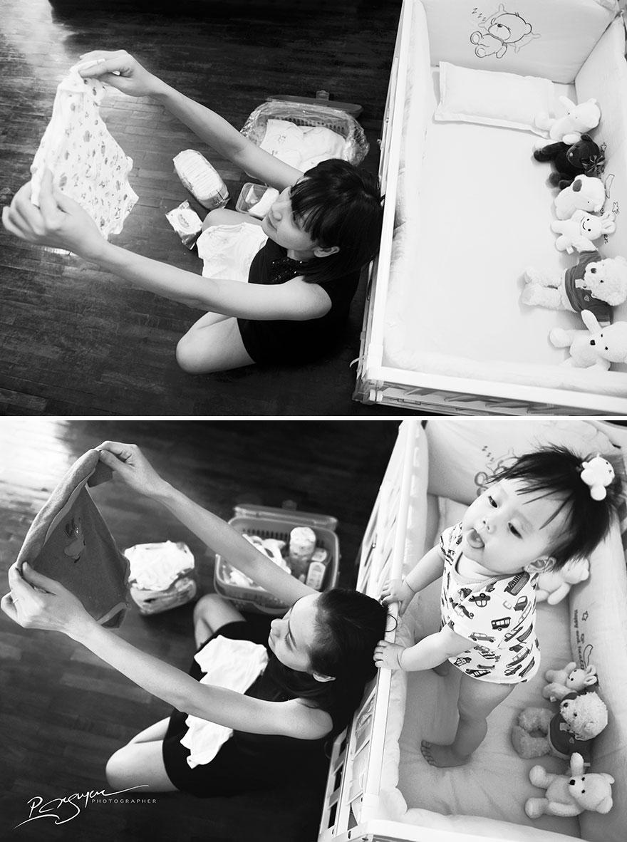 Being A Mother Is An Attitude, Not A Biological Relation - Robert A Heinlein