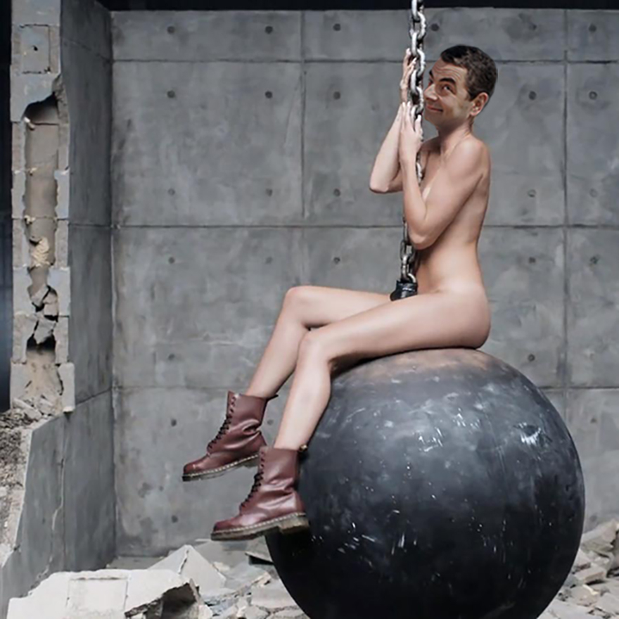 Miley Bean-cyrus
