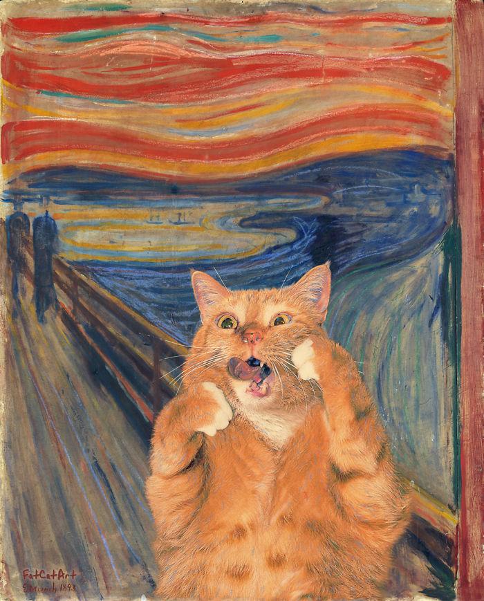 Edvard Munch, The Cream Of The Scream