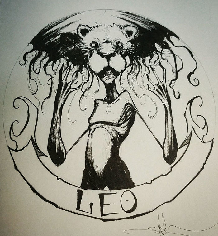 My Creepy Take On The Zodiac Signs