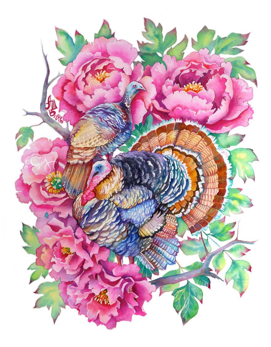 Thankgiving Turkeys