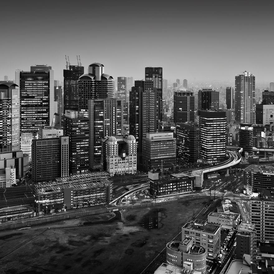 Umeda Skyline