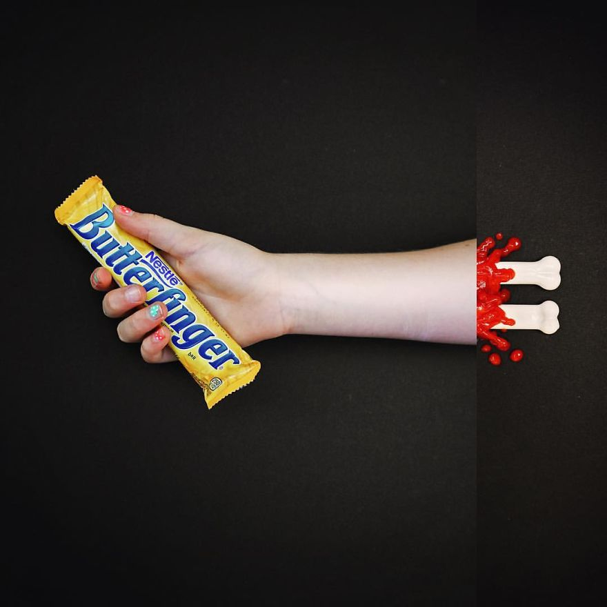 Photographer Mashes Photos Together For Hilarious Results (new Pics)