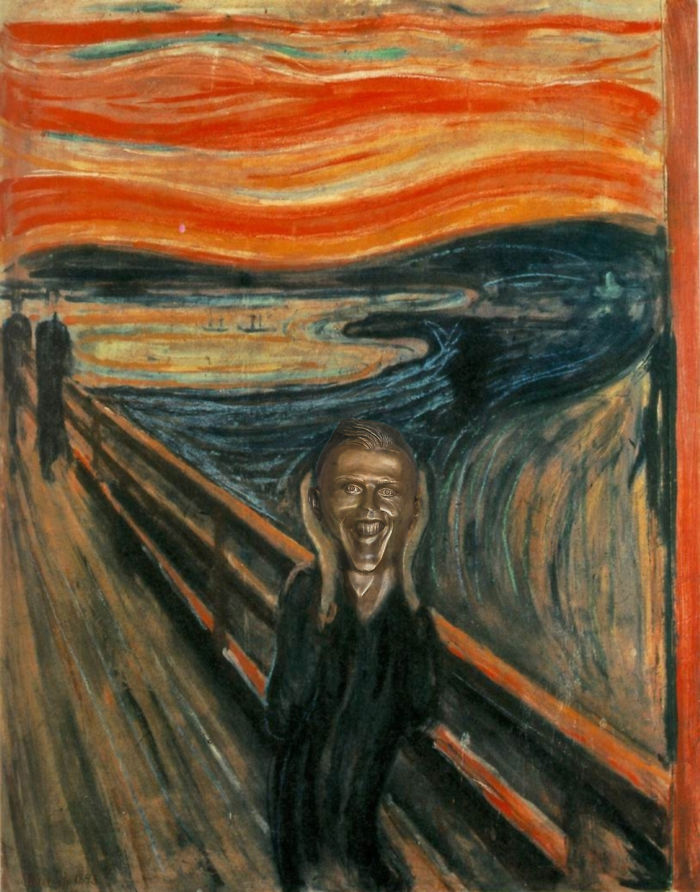 The Scream: Hell P Me!!!