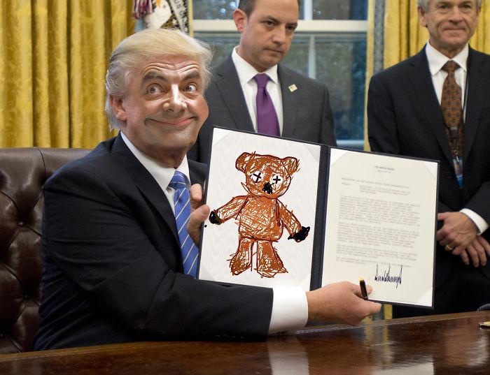 I Draw Teddy