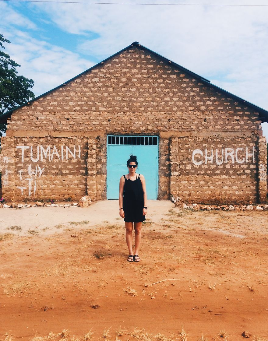Point 74 // Tumaini Church // Kenya