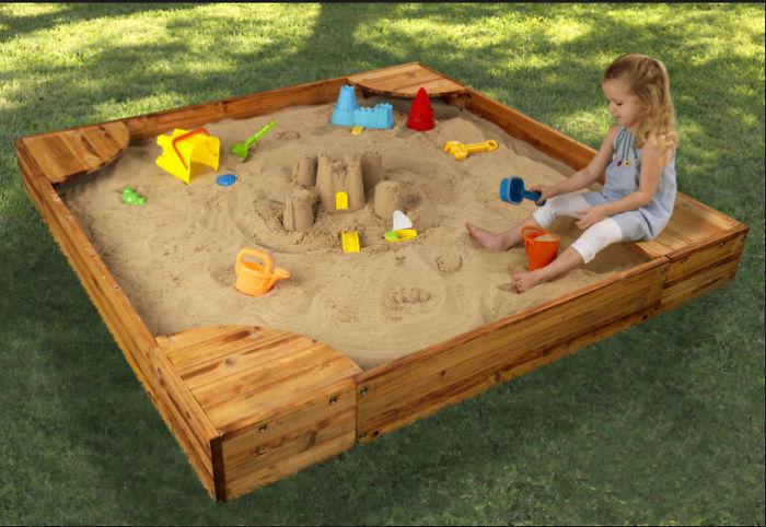 Sandboxes!
