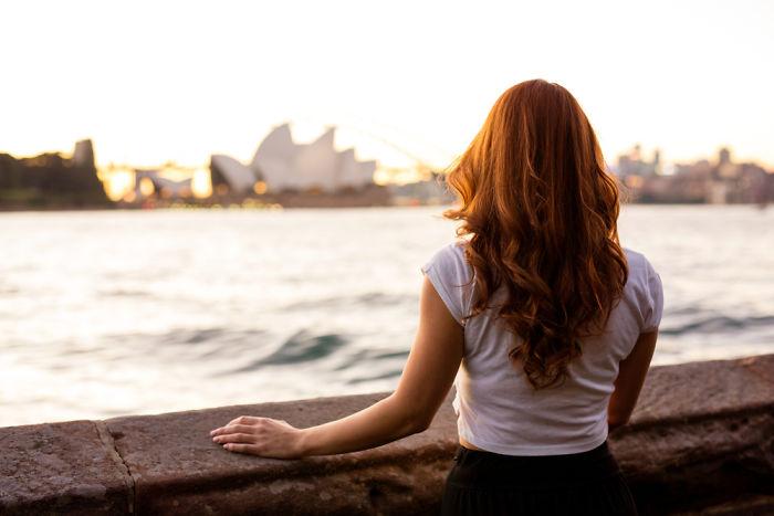 Benedette, italiana en Sydney