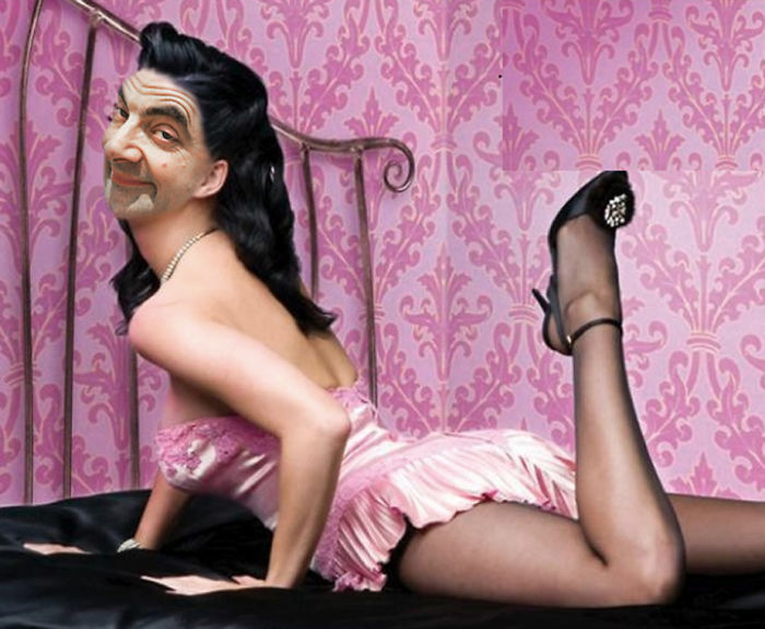 Hottest Mr. Bean Ever