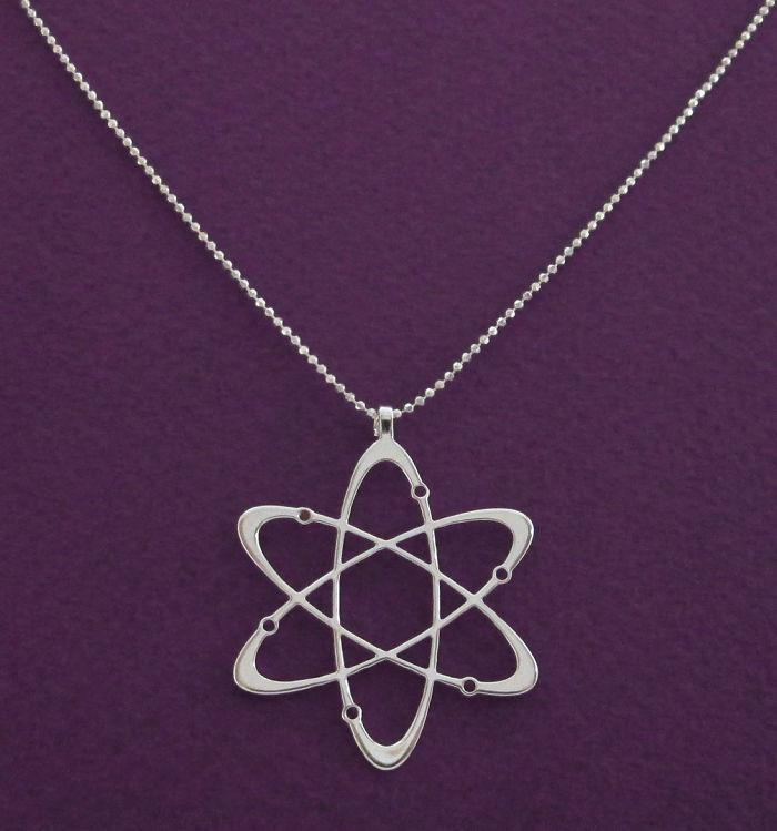 Diamond Carbon Atom