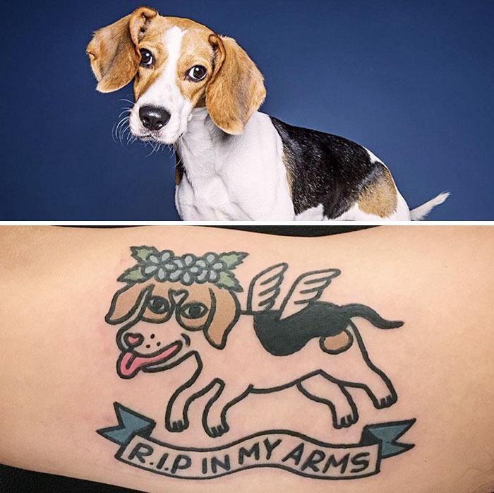 Pet Tattoo