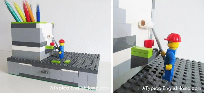 Lego Desk Organizer