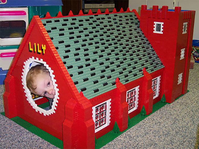 Lego Play House