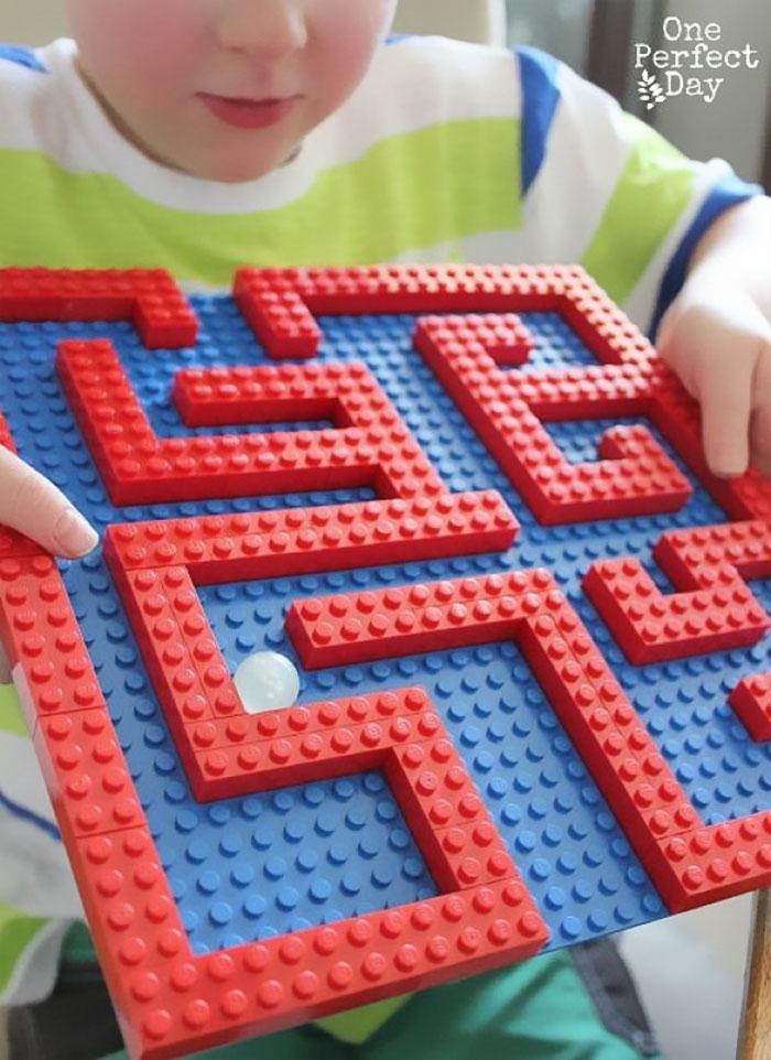 Lego Marble Run