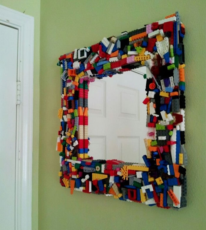 Lego Mirror