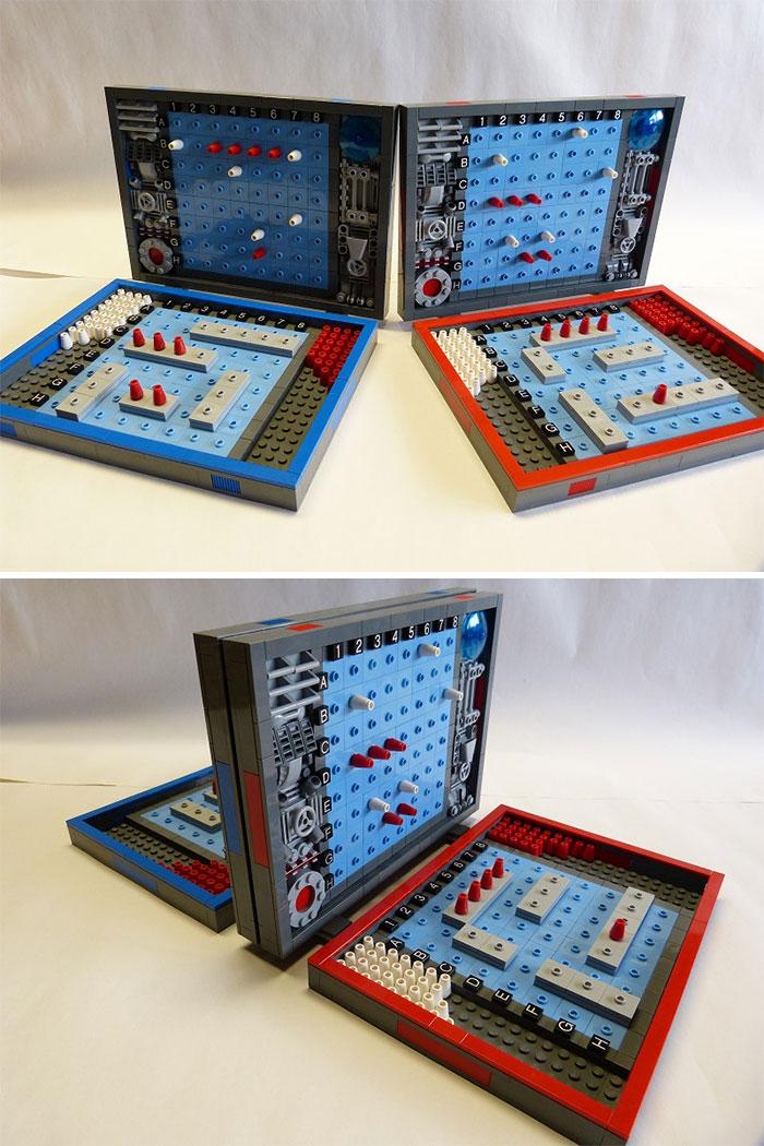 Lego Battleship Game