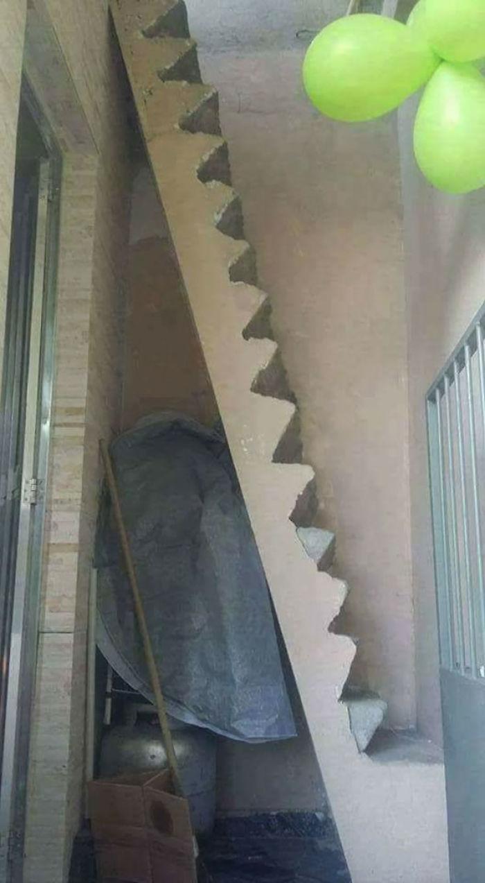 ¿Escalera o escalada?