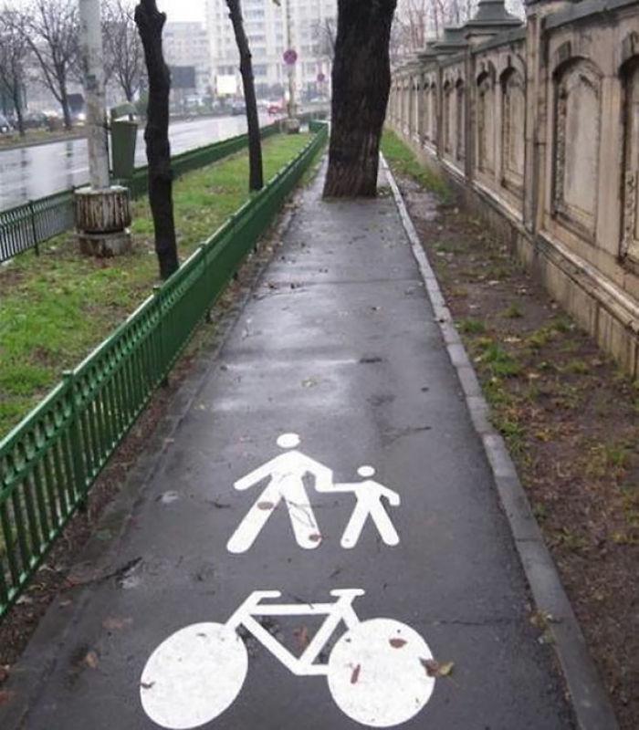 No les caen bien los ciclistas