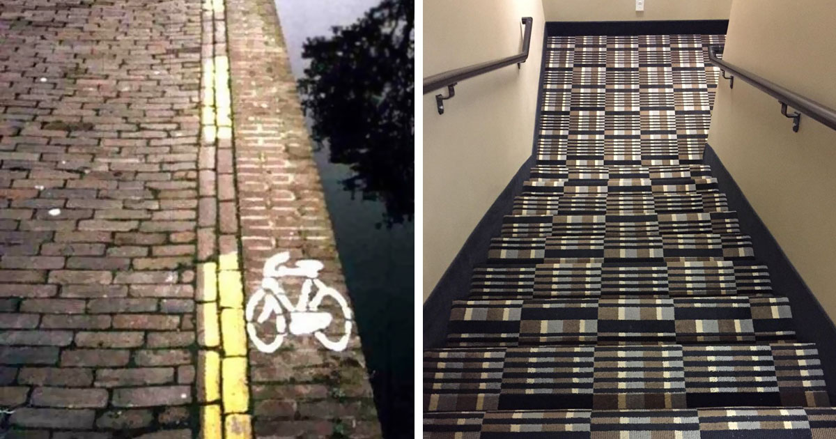 10 accidents waiting to happen thanks to these architects for Architecture fail