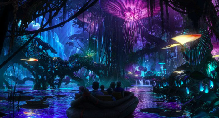 A First Look Inside Disney's Avatar Theme Park