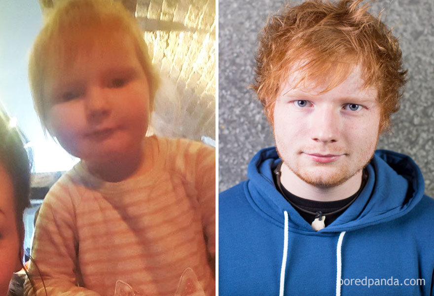 This 2 Year Old Girl Looks Like Ed Sheeran