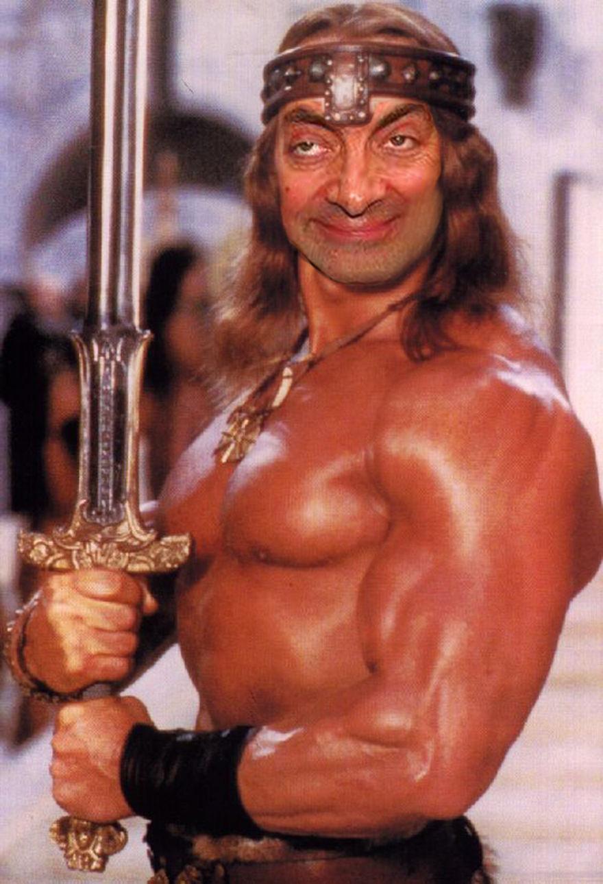 Conan The Beanbarian