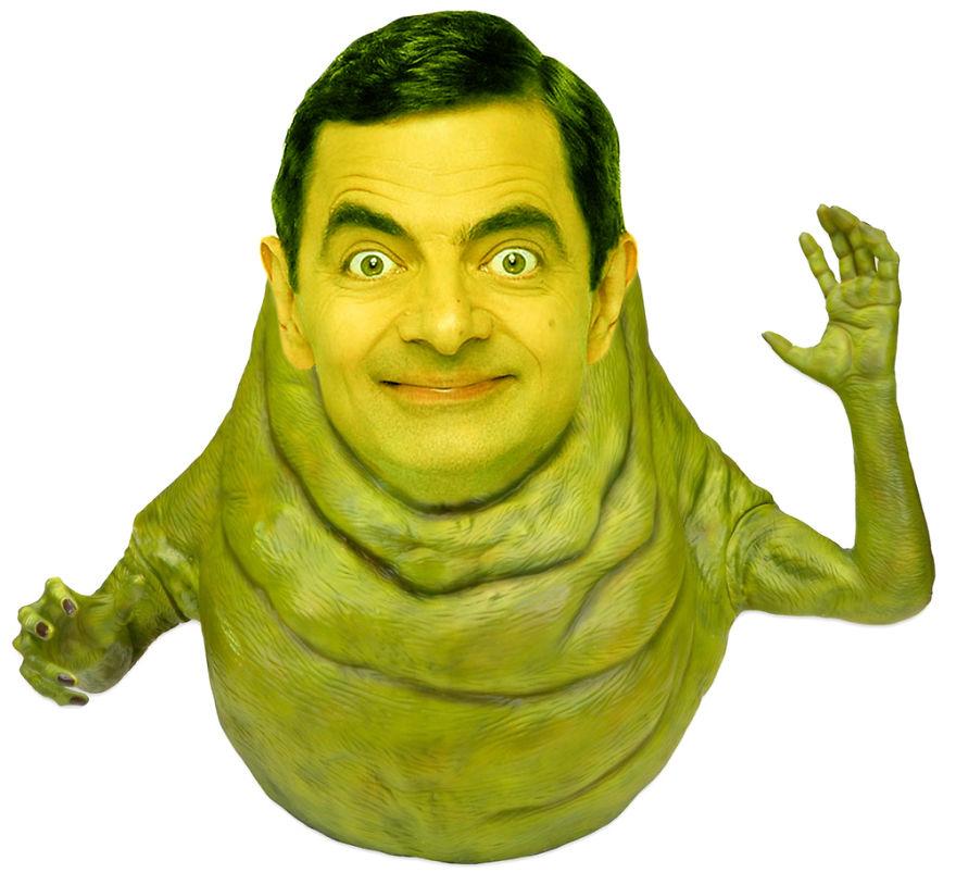 Slimer Bean