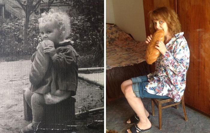 fotos de la infancia
