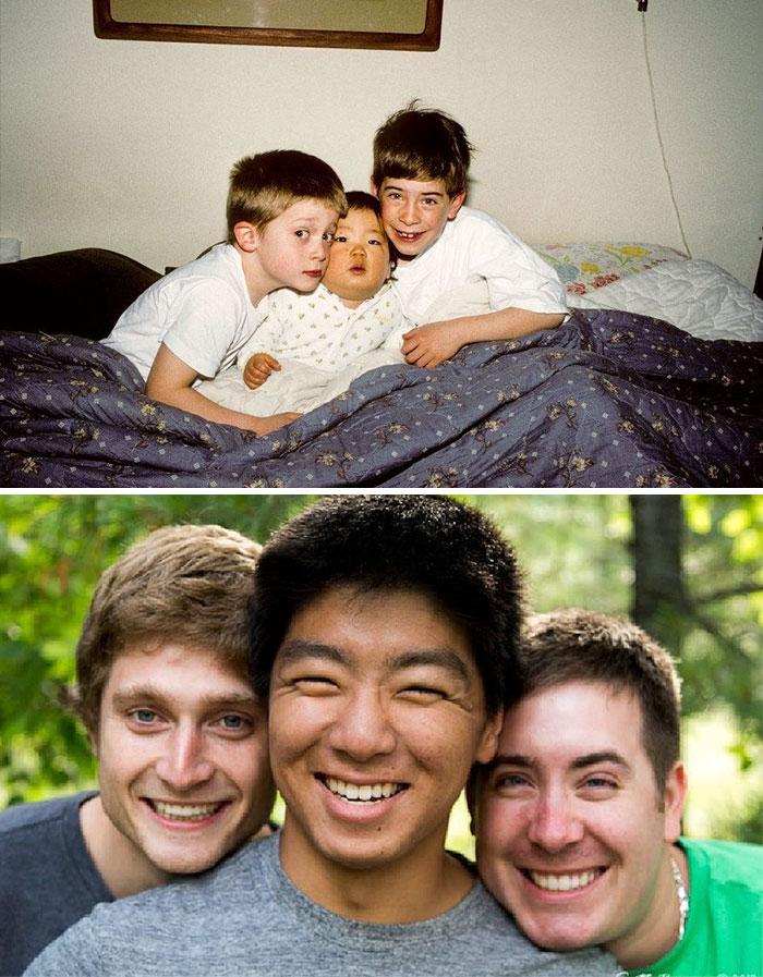 18 años después
