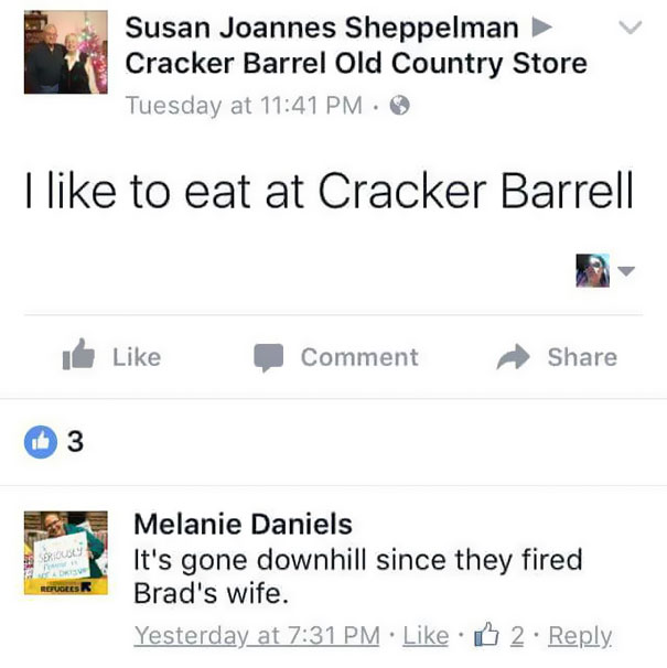 brads-wife-fired-cracker-barrel-facebook-5