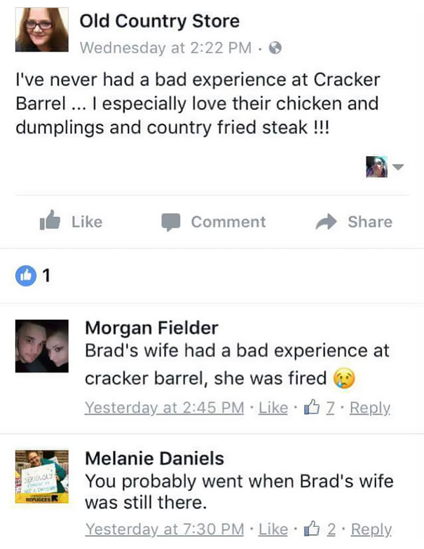 brads-wife-fired-cracker-barrel-facebook-7