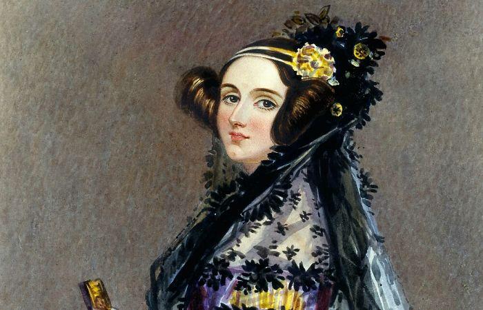 Ada Lovelace. World's First Computer Programmer.