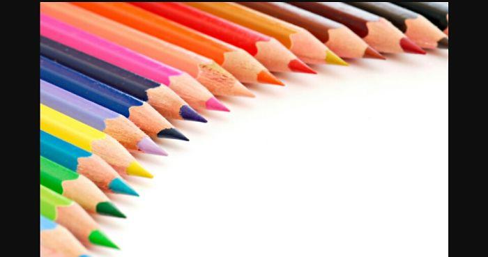 Coloring Pencils!