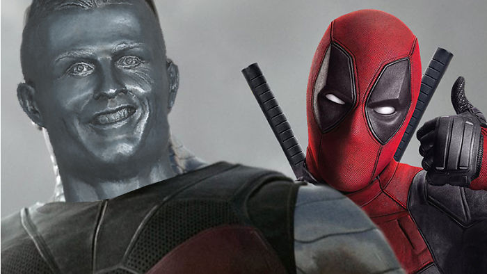 Deadpool Got A New Sidekick...