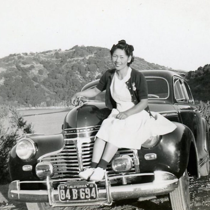 Rare Photos Capture The Journey Of A Japanese American Woman In A U.s. Internment Camp