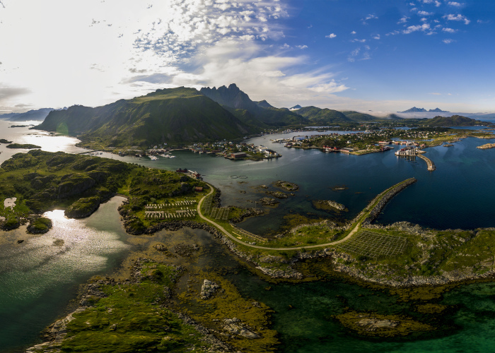 "We Went To Lofoten To Fight ""Big Oil"" And Took These Amazing 360 Pictures!"