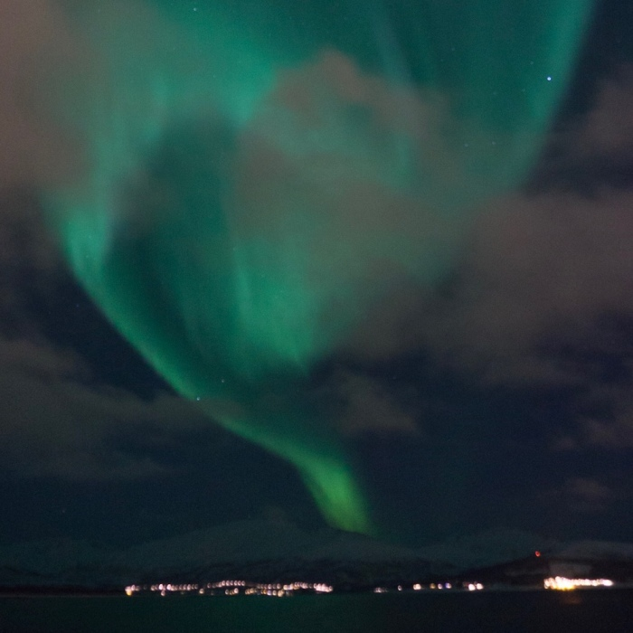 I Traveled To The North Of Norway To Photograph Aurora Borealis