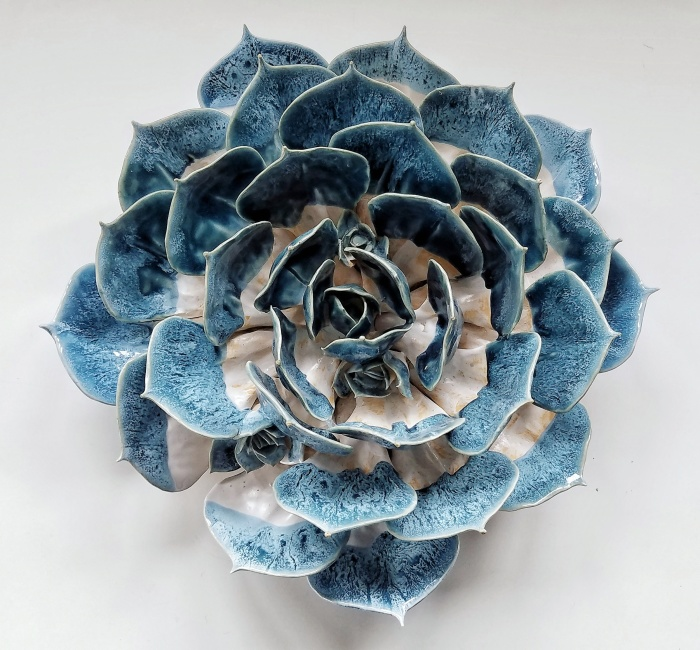 I Grow Succulents From Clay And Porcelain