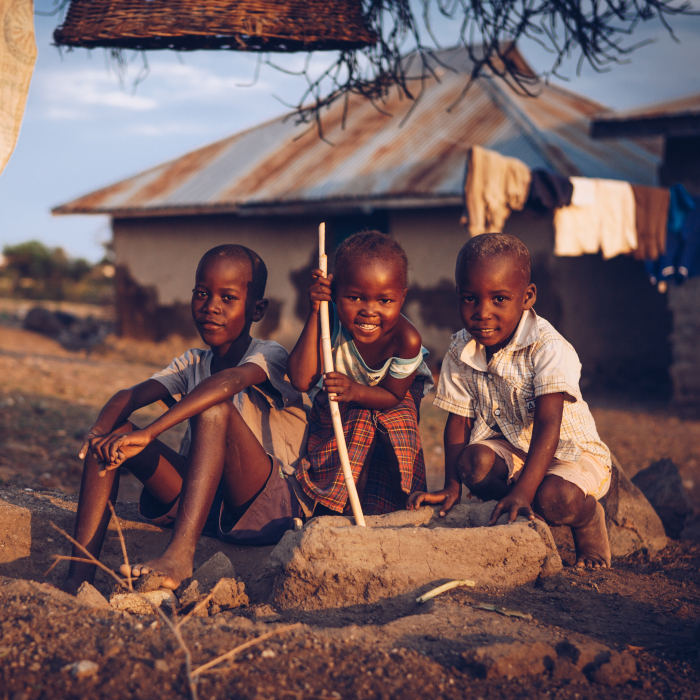 Matumaini: The Daily Lives Of African Luó Tribe