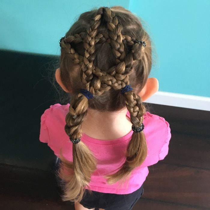 I Give My Daughter Pinterest Hairstyles Every Morning Before School