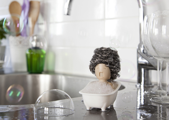 Add Some Drama To Your Daily Dish-Washing Routine!