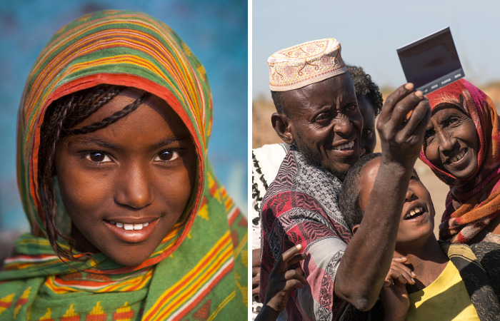 I Documented Daily Lives Of Afar People