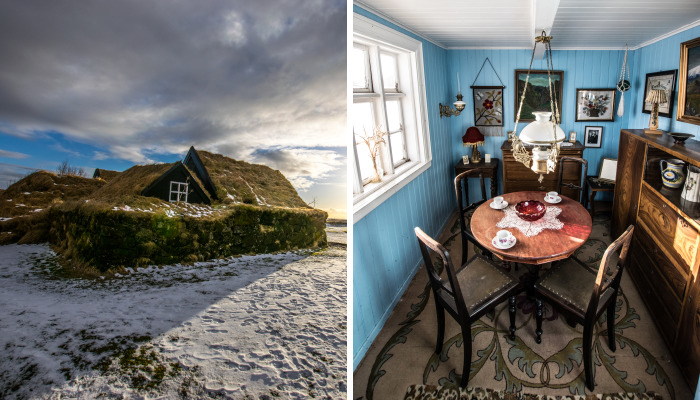 I Photographed The Skogar Folk Museum In Iceland Showing A Village Trapped In A Time Capsule