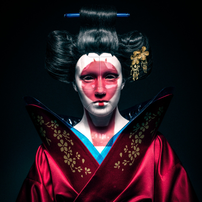 I Recreated Robot Geisha From Ghost In The Shell