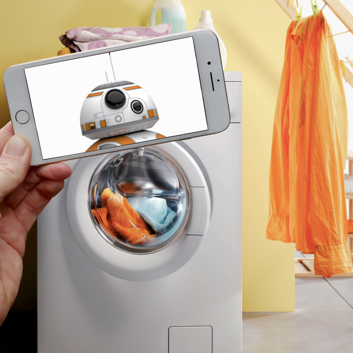 I Insert Star Wars Scenes Into Real Life Situations Using My Iphone