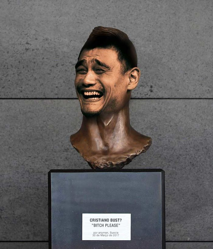 Cristiano Bust? – B*tch Please…