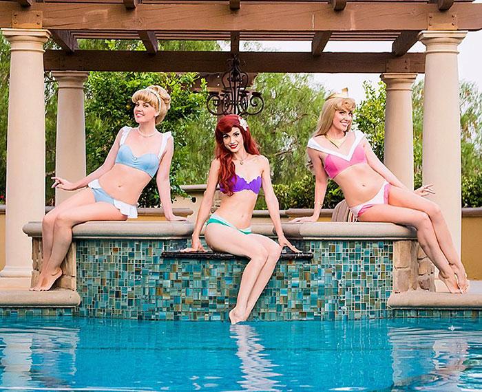 Disney Princess Bikinis Are Here And It's Every Disney Fan's Dream Come True