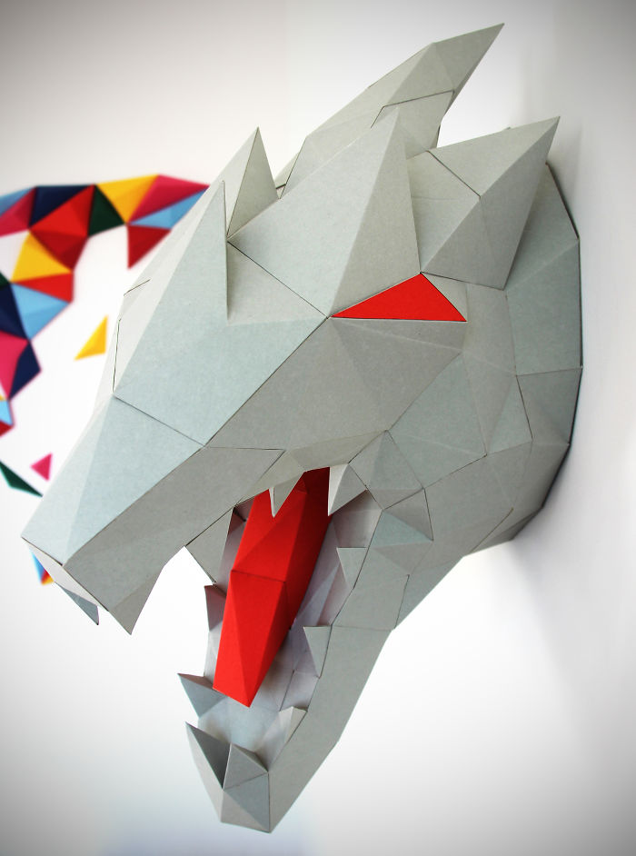 These Papercraft Creations Will Change The Way People Decorate Homes